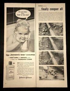 Life-Magazine-Ad-JOHNSON-039-S-BABY-SHAMPOO-1954-Ad