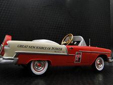 Rare 1955 Chevy Pedal Car Vintage BelAir Hot Rod Sport Custom Midget Show Model