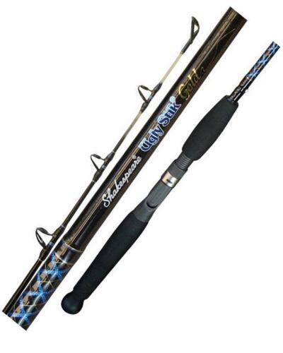 7/'0/'/' 2-4 kg 2 Piece Ugly Stik Gold Spin Fishing Rod USG-SP70A2FT