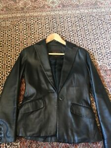 Cole Haan Leather Jacket For Women Ebay