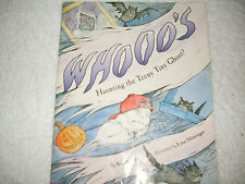Kids fun paperback gr k-2:Whooo's Haunting the Teeny Tiny Ghost?Little Ghost sca