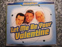 Scooter / Let me be your Valentine – Maxi CD