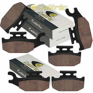 Brake-Pads-CAN-AM-OUTLANDER-800-4x4-2007-2012-Front-Rear-Brakes