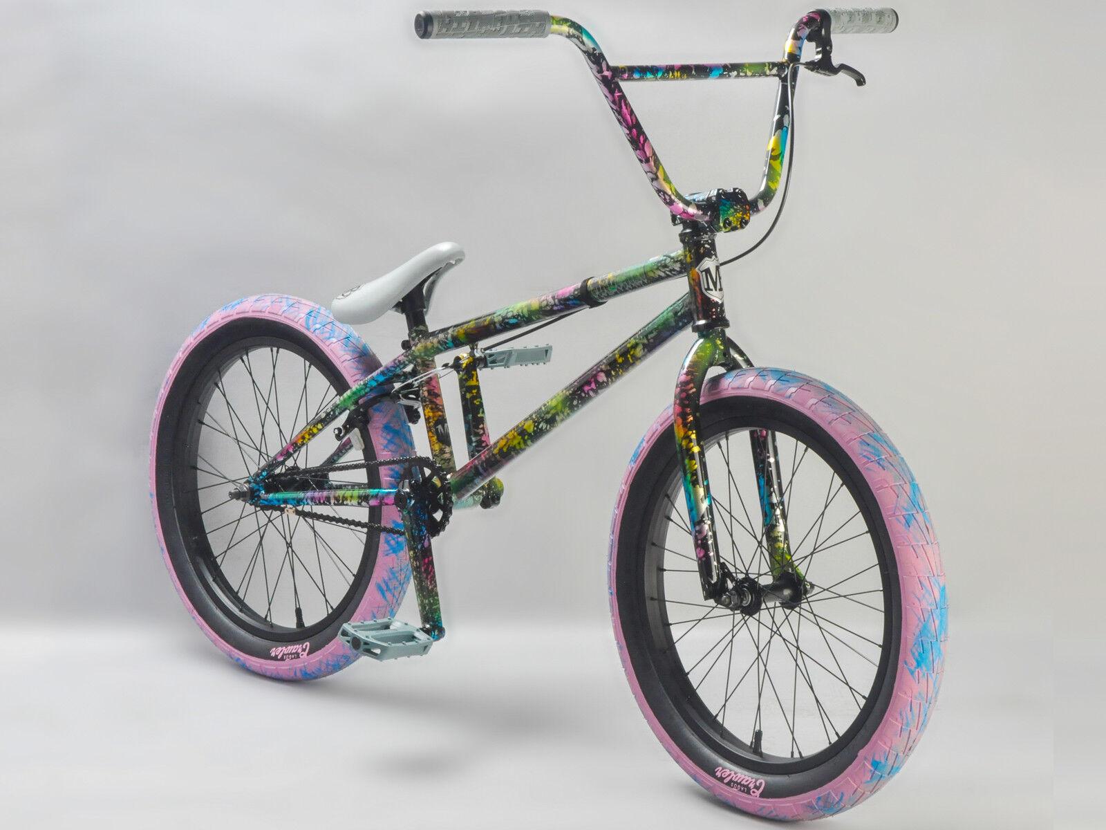 20 pulgada mafiabikes BMX BMX BMX bike madmain instancias con Colors diferentes Harry Main c5059e