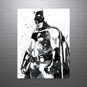 Batman vs Superman Batman Poster FREE US SHIPPING