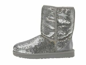 UGG Classic Short Cosmos Silver/Gold