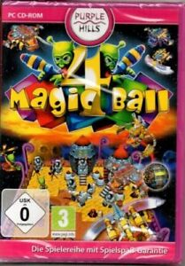 Magic Ball 4 - PC - deutsch - NEU / OVP