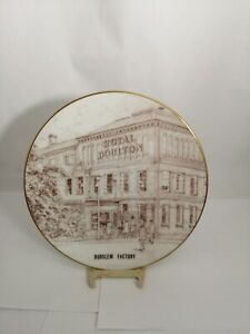 Royal-Doulton-Burslem-Factory-8-1-4-034-Collector-Plate