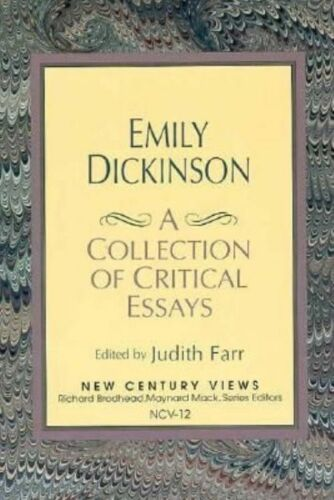 1 of 1 - Emily Dickinson: A Collection of Critical Essays