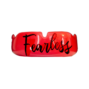 Shurfit Custom Fit Mouth Guard Boil /& Bite Fearless Mouthguard Mouthpiece