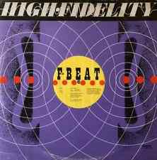 """ELVIS COSTELLO & THE ATTRACTIONS - High Fidelity (12"""") (G/G)"""