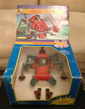 Madelman 2050 Ref 1701 Tarantula vintage rare toy by EXIN 1988