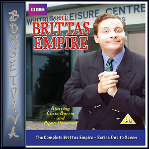 THE-BRITTAS-EMPIRE-THE-COMPLETE-SERIES-1-2-3-4-5-6-amp-7-BRAND-NEW-DVD