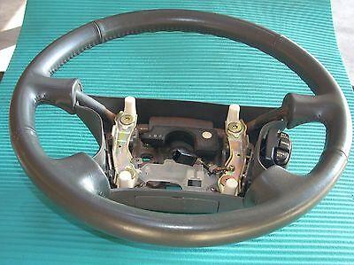 1999 Infiniti I30 Leather Steering Wheel 89K Genuine OEM