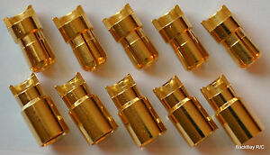 5-Male-5-Female-Polymax-6-0MM-Gold-Plated-Bullet-Connector-Plugs-160-Amps