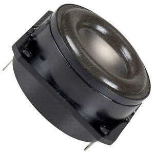 """AuraSound Cougar NSW1-205-8A 1"""" Extended Range Driver 8 Ohm"""