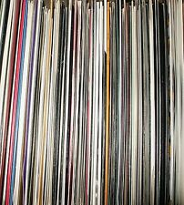 """DRUM AND BASS 12"""" LP RECORD COLLECTION BUNDLE LOT D&B JUNGLE NEW FORMATION DJ SS"""