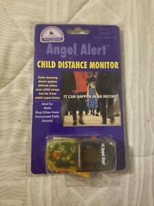 Details about NEW TRAVEL SMART ANGEL ALERT CHILD DISTANCE MONITOR NEW/ALARM  SYSTEM DETECTION