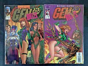 GEN-13-Bootleg-1-10-IMAGE-Comic-Books-Near-Mint
