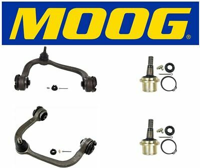 Moog Control Arms /& Lower Ball Joints Ford Fits F-150 2004-2013 Mark LT 06-08