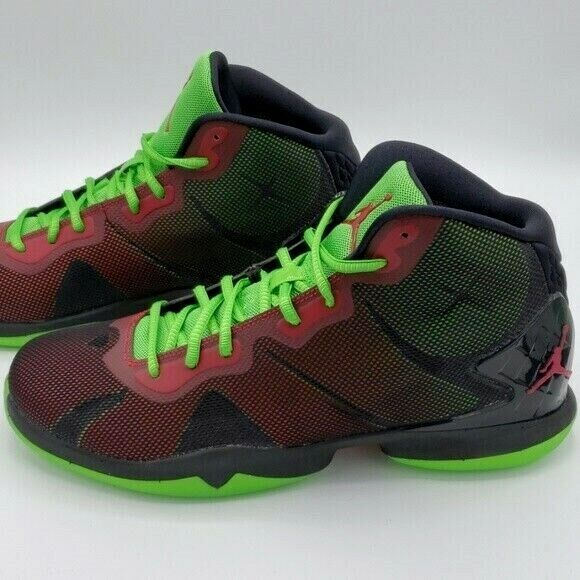 9 Men's Black Green 4 768929 Red Shoes Jordan fly 006 Nike Size Gym Super dxeroCB