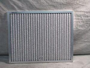 "Range Hood Aluminum Mesh Grease Filter 15-5/8"" x 12-3/8"" x 1/2"" 78976-101 NEW"