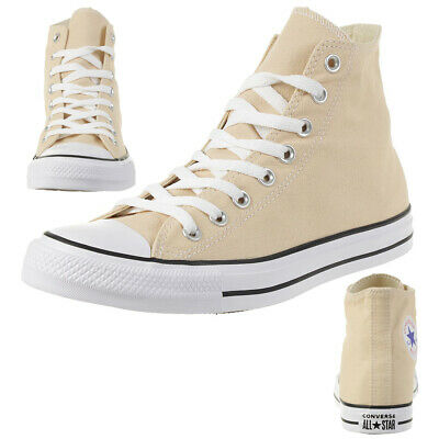 Converse Chucks Taylor All Star Hi Damen Sneaker 160456C (Beige)