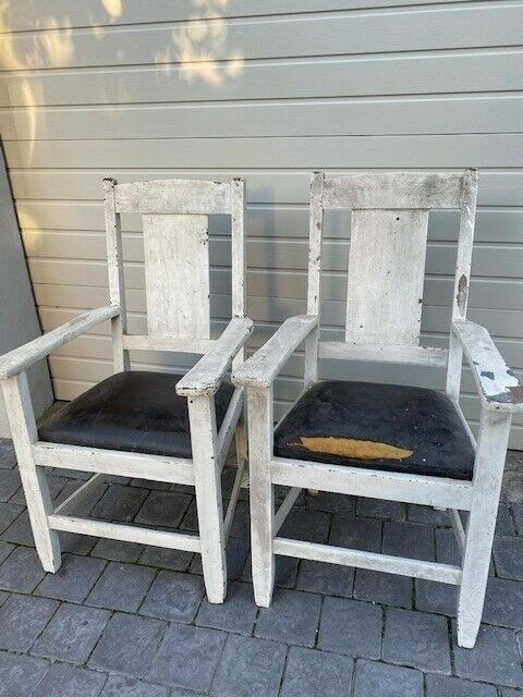 Antique Carver Chairs