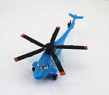 Disney Pixar CARS 1:55 Diecast Metal Dinoco Helicopter Planes Kid Toy Loose
