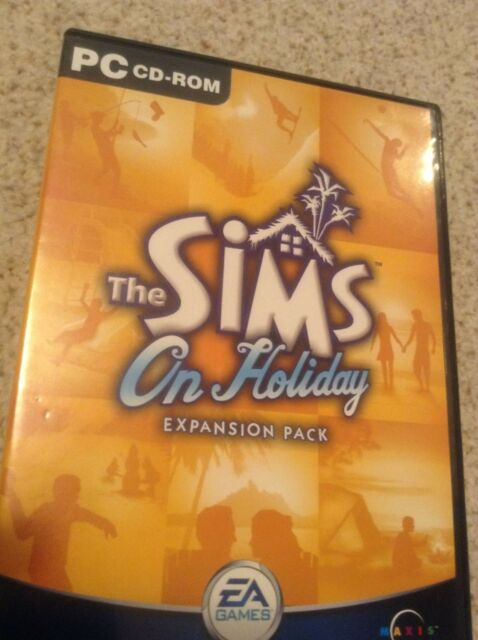 The SiMS ,' On Holiday', Expantion Pack Bundle (PC)