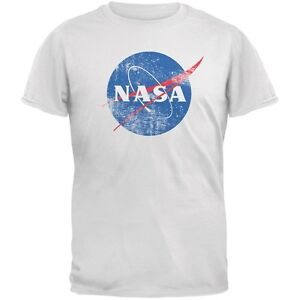 NASA-Distressed-Logo-White-Adult-T-Shirt