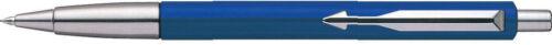 Ball Pen Parker Vector Standard Chrome Trim - Free shipping Sale Blue CT