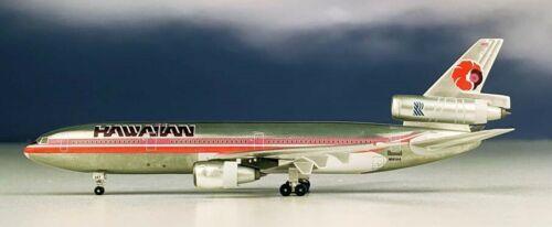 Aeroclassics ACN141AA Hawaiian Airlines DC-10-10 N141AA Diecast 1//400 Jet Model