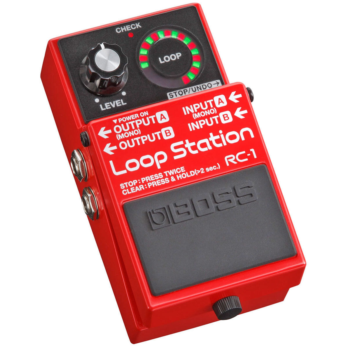 Boss RC-1 Loop Station Looper Pedal
