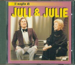 Juli-amp-Juli-Il-Meglio-Di-Bebas-Records-1996-Timbro-Siae-Cd-Eccellente