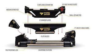 Work-Sharp-Guided-Sharpening-System-Schaerfgeraet-Messerschaerfer-Darex-Made-in-USA