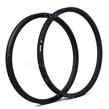 27.5er 40mm width mtb carbon rims 650B mountain bicycle rim tubeless 32H 1pc