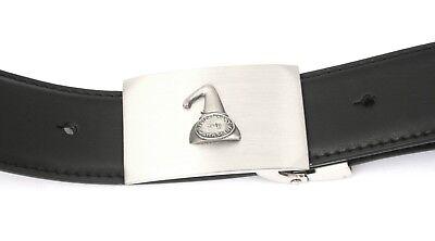 Zielsetzung Whiskey Still Buckle And Belt Set Black Leather Ideal Drinkers Gift Zu Hohes Ansehen Zu Hause Und Im Ausland GenießEn