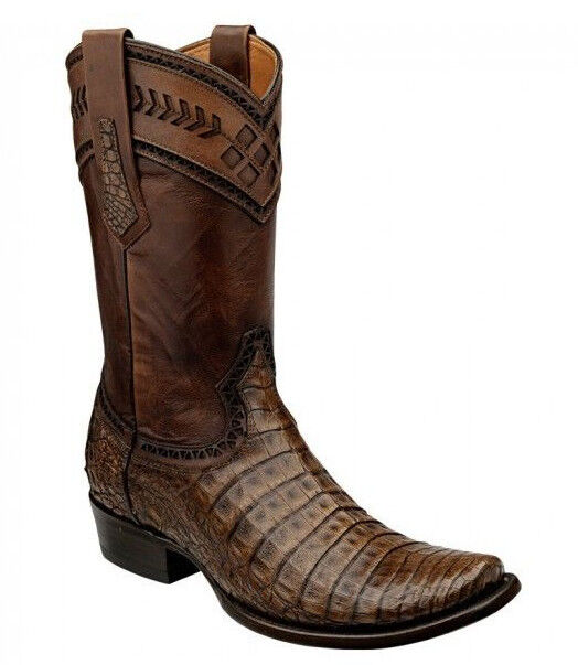 1J30FY Crocodile Western by Boots made by Western Cuadra a2e57a