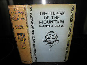 The-Old-Man-of-the-Mountain-Strang-Herbert-1927-vintage-book