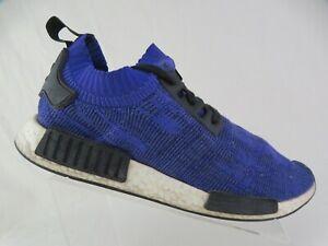 ADIDAS-NMD-R1-PK-Primeknit-Purple-Sz-13-Men-Running-Shoes