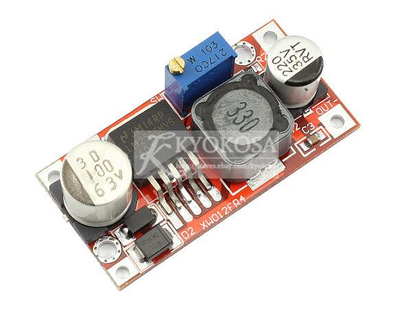 LM2596HV DC-DC Buck Converter 4.5-56V 48V to 24V 3-35V Output Adjustable Module