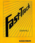 Fast-Track Swahili by Zawawi (Mixed media product, 1999)