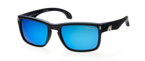 FREE Hat Mako GT COPPER Blue Mirror Glass Sunglasses Polarised 9583 M01-G3H6