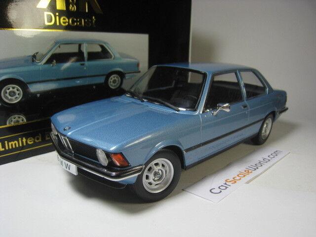 BMW 318i E21 1975 1 18 KK SCALE (blueE)