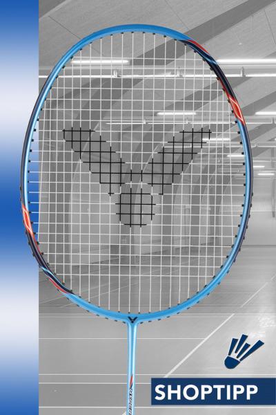 Badmintonschläger Victor Hypernano HX-DF009 + Power + Leichtigkeit+ Leichtigkeit+ + top Qualität 4982dc