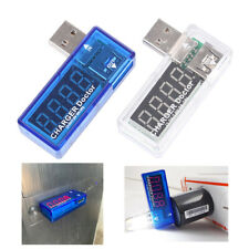 Usb Mobile Power Charging Current Voltage Tester Meter Mini Usb Charger T Rasexp