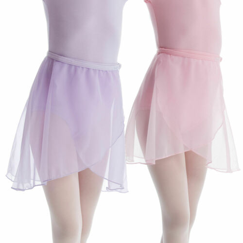 Freed Of London Dance Ballet Skirt RAD Approved GEORGETTE Skirt Pink//Lilac BNWT