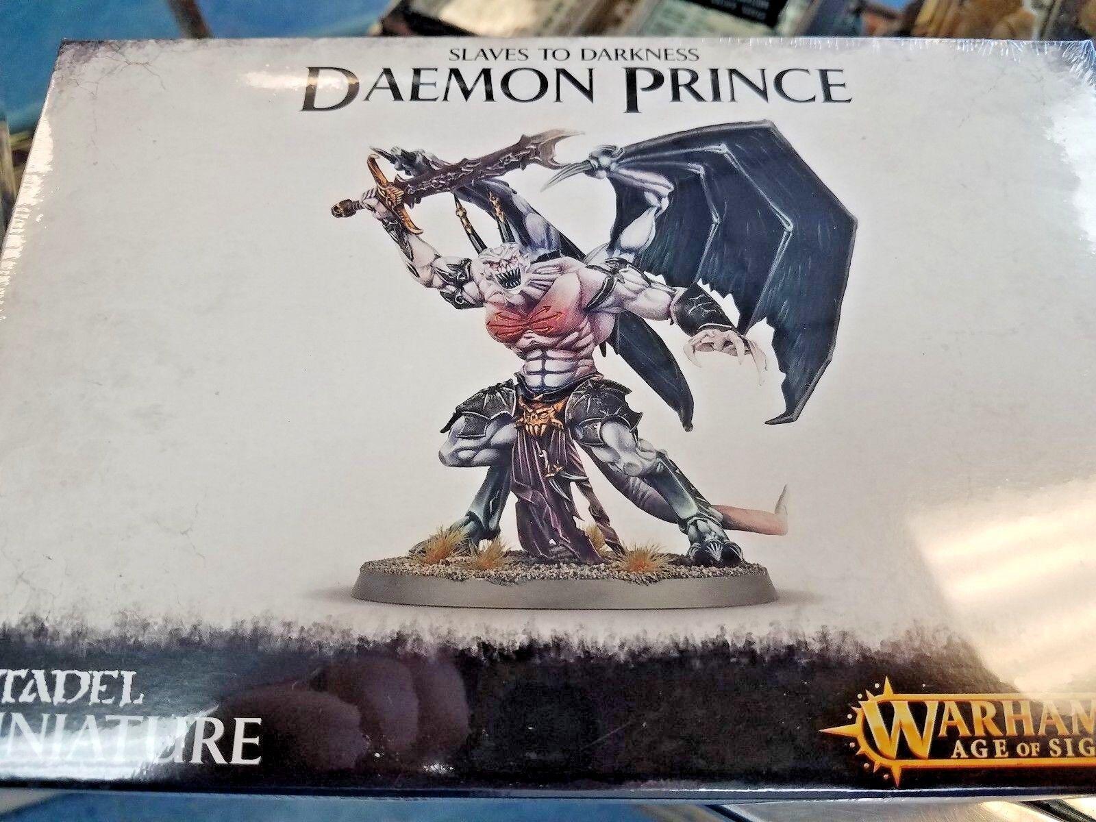 Daemon Prince Chaos Demons - Warhammer 40k 40,000 Games Workshop Model New