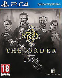 1 of 1 - The Order: 1886 (Sony PlayStation 4, 2015) - European Version